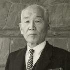 初代 笠井菊太郎の顔写真
