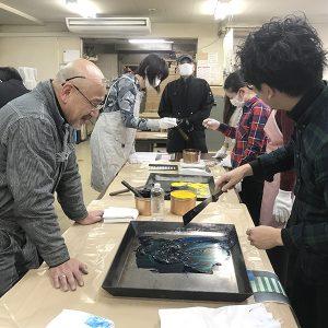印刷部主催の勉強会が開催されました。