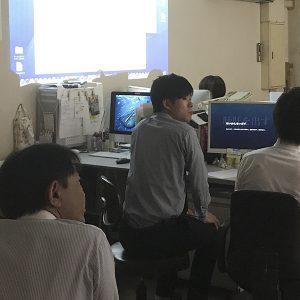 制作部主催の勉強会が開催されました。
