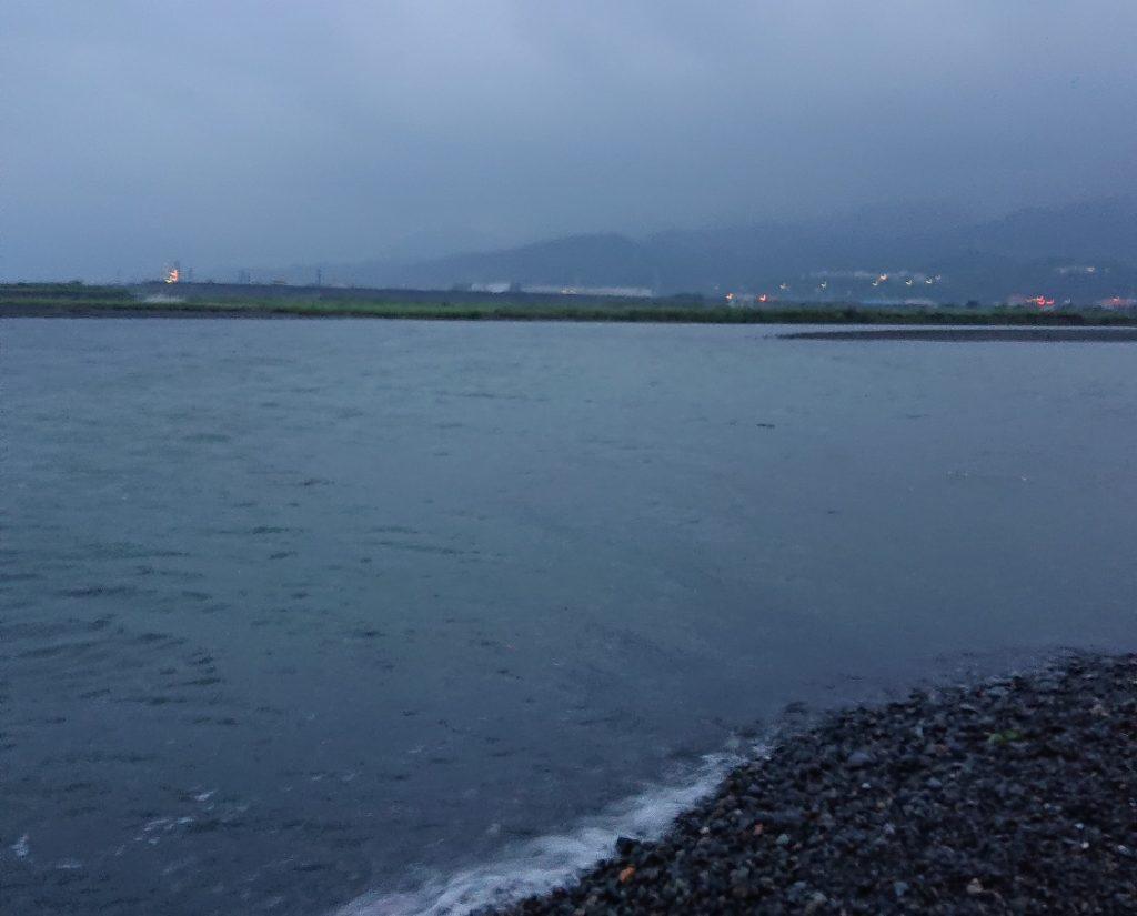 静岡県富士川河口 天気