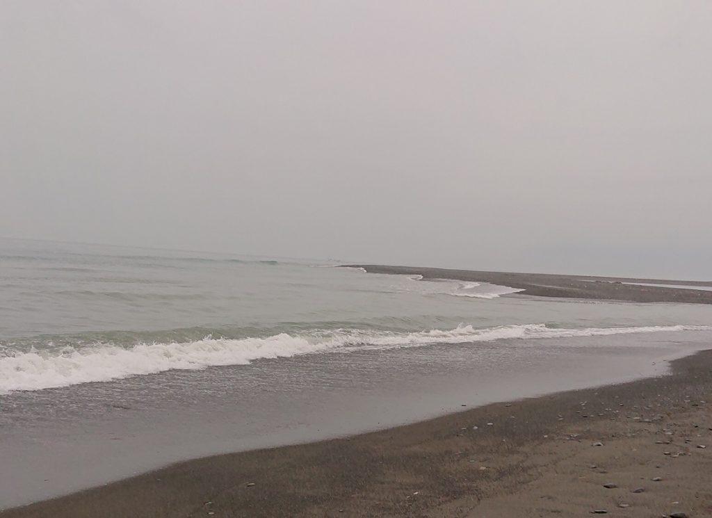 富士川サーフ 波