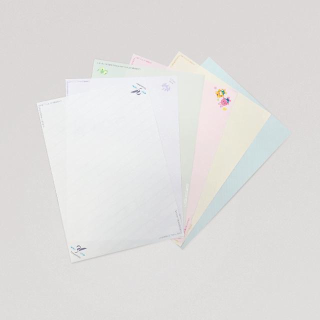コピー偽造防止用紙の画像