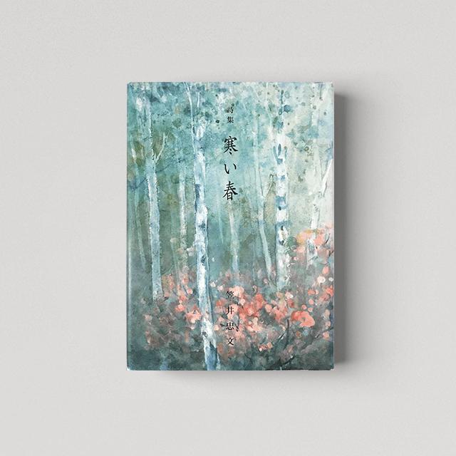 詩集「寒い春」の画像