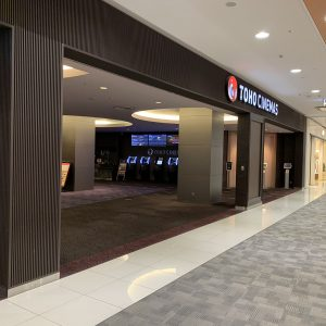 コロナ禍の今の映画館