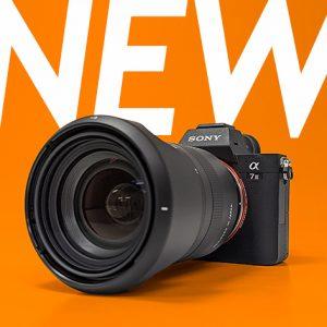 撮影用カメラSONYのフルサイズミラーレス一眼を購入しました